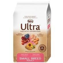 Nutro Ultra Small Breed Dry Dog Food 15Lb