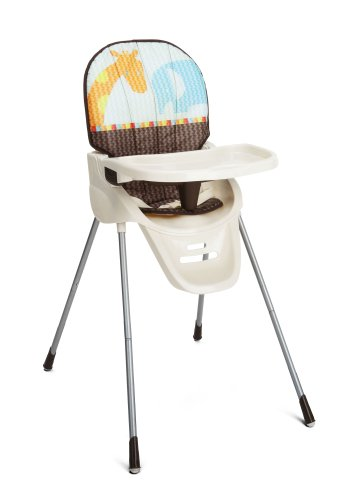 Delta Children High Chair, Novel Ideas
