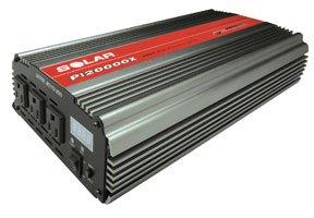 Solar (SOLPI20000X) SOLAR 2000 Watt Power Inverter by SOLAR