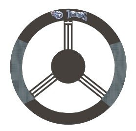 Tennessee Titans Mesh Steering Wheel Cover by Hall of Fame Memorabilia