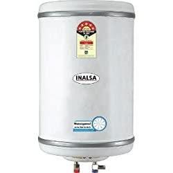 Inalsa MSG25 25-Litre Dual Tube Storage Water Heater (Ivory)