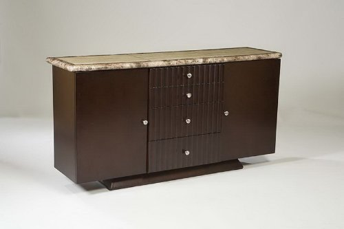Buy Low Price Armen Living Marble Top Buffet Cabinet by Armen Living (LCB993BUTO-ESBA2D)