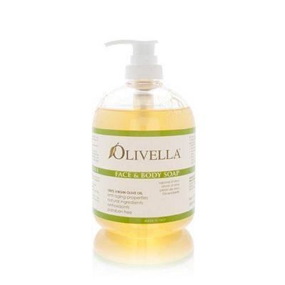 Olivella Face and Body Soap Made from Italian