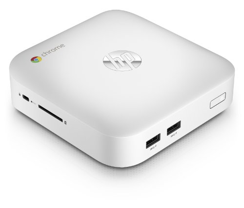 Hp Chromebox Cb1-014 Desktop (White)