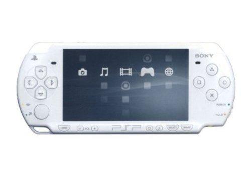 Sony PSP Slim & Lite weiß