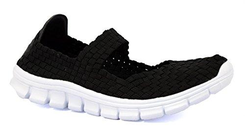 Sport scarpe per le donne, color Nero , marca LUMBERJACK, modelo Sport Scarpe Per Le Donne LUMBERJACK SW11405 002 Nero