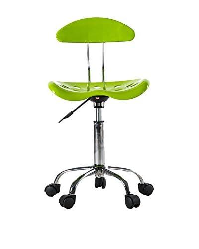 Ontwerp Twist Office Office Chair groen plastic