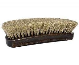Rochester Pro Shine Brush - 6 Inches, Natural