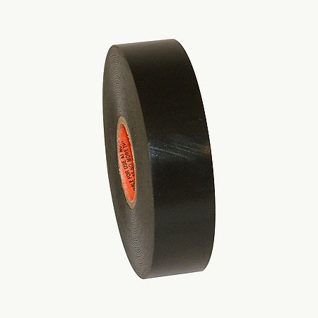 """Nitto P-28/228 Pvc All-Weather Electrical Tape, 9,500V Dielectric Strength, 66' Length X 3/4"""" Width, Black"""