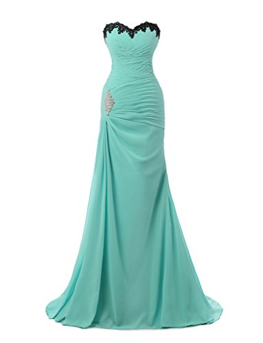 Ysmo-Womens-2016-Chiffon-Appliques-Beaded-Evening-Dress-Mermaid-Long-Prom-Gowns