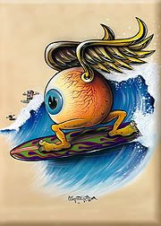 artist-von-franco-surfing-eyeball-fridge-magnet