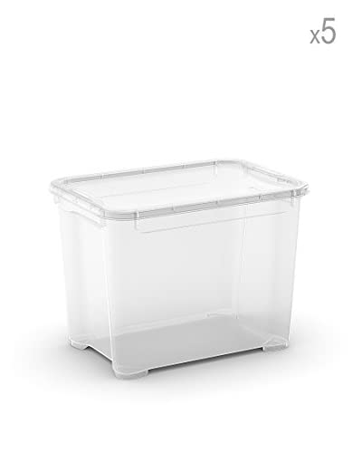 Kis Set 5 T Box S Trasparente