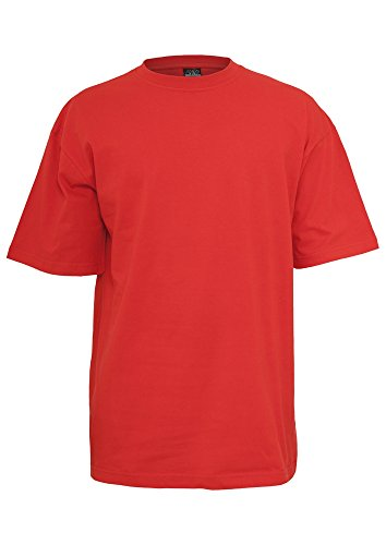 Urban Classics -  T-shirt - Uomo rosso XXXXXXL