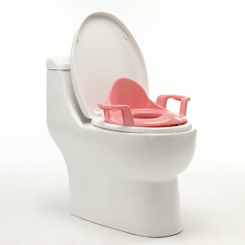 Kidsmile Boys & Girls Children Kid Baby Potty Training Urinal Toilet Chair Pink