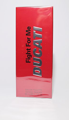 Profumo uomo DUCATI FIGHT FOR ME Formato da 50 ml EDT EAU DE TOILETTE NO TESTER