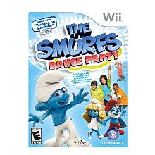 The Smurfs Dance Party with Exclusive Song for Nintendo Wii - 1