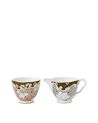 Wedgwood Daisy Tea Sugar & Cream, Multi