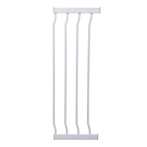Dreambaby Liberty Extra Tall Extension, White, 10.5""