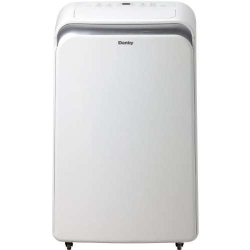 "Danby'S Energy Efficient 14,000 Btu Portable Air Conditioner (Regular 115V Plug), Electronic Controls With Led Display, Automatic Swinging Airflow Louvers, All New ""Follow Me"" Remote, Built-In Handles And Castor Wheels"