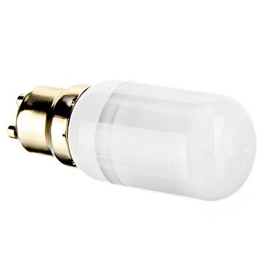 Gu10 1.2W 9X5730Smd 90-120Lm 2800-3200K Warm White Light Led Spot Bulb -Whtie (220-240V)
