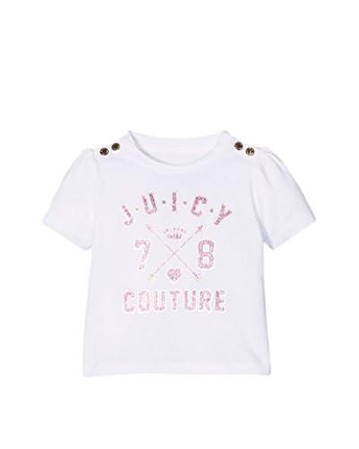 Juicy Couture T-Shirt Manica Corta [Bianco]