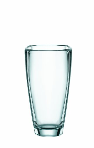Nachtmann Carre 9 5 6 Inch Lead Crystal Vase New Free