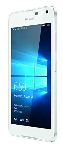 Microsoft-Lumia-650-LTE-DualSim-a00027040-Smartphone-127-cm-5-pouces-cran-AMOLED-HD-Snapdragon-212-Quad-Core-13-GHz-8-Mpx-Windows-10-Blanc