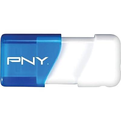 PNY Compact Attaché (P-FD16GCOMB-GE)