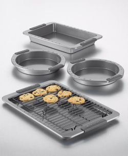 Anolon 52313 5-Piece Bakeware Set