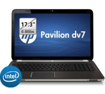 "Hewlett Packard - Hp Pavilion Dv7T Dv7Tqe Quad Edition, 2Nd Gen. Intel(R) Core(Tm) I7-2630Qm (2 Ghz, 6Mb L3 Cache) W/ Turbo Boost Up To 2.9 Ghz, 1Gb Ati Mobility Radeon Hd 6770 Gddr5 Graphics, 6Gb Ddr3 Ram, 750 Hard Drive, 17.3"" Diagonal Hd+ Hp Brightview"