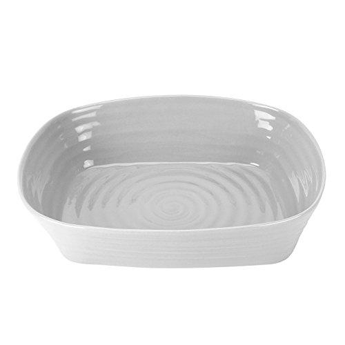 Portmeirion Sophie Conran Grey Lasagne Roaster