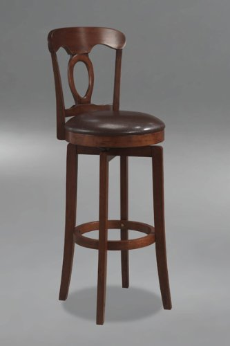 Marvelous Compare Hillsdale Corsica Swivel Counter Stool Brown Caraccident5 Cool Chair Designs And Ideas Caraccident5Info