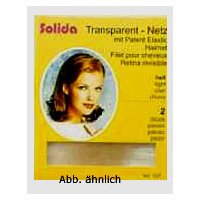 Comair - Solida Haarnetz - hellblond 2er Solida Haarnetz - hellblond 2er