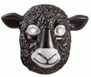 how to make a sheep mask at home