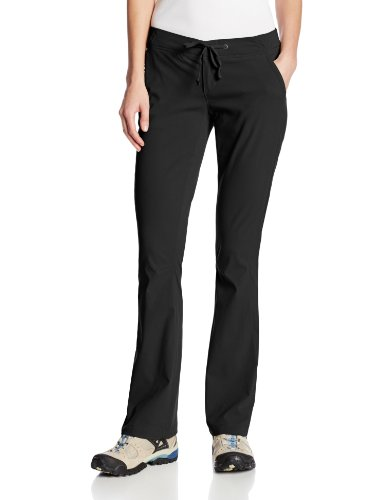Columbia Women's Anytime Outdoor Boot Cut Pant, Black, 8 Regular (Columbia Anytime Outdoor Pants compare prices)