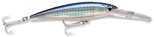Today Sale Rapala X-Rap Magnum 10 Fishing lure, 4.375-Inch, Spotted Minnow