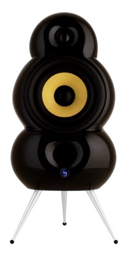 Scandyna The minipod BK:ブラック(ペア) 2way スピーカー クラッシック・エディション