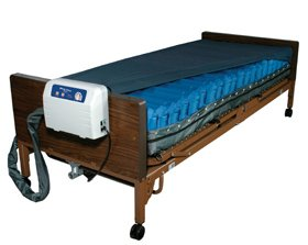 """Dss Med-Aire 8"""" Mattress And Low Air-Loss Pump Replacement System front-1061764"""