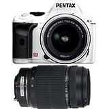 Pentax K-x Digital SLR Lens Kit w/ DA L 18-55mm