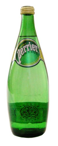 Perrier (Perrier) 750ml×12 this [parallel import goods]