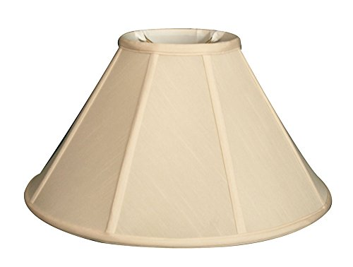 Royal Designs Empire Lamp Shade, Eggshell, 5 x 14 x 9.5 (BSO-706-14EG)