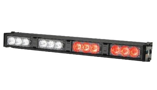 Lumax Intensifier Ii Vehicle Emergency Led Light Red/Clear