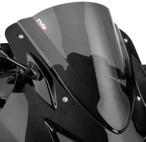 PUIG Racing Windscreen - Smoke 5606H
