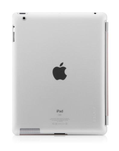 Belkin - Snap Shield - Protection arrière polycarbonate compatible avec Smart Cover pour iPad 2