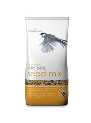 Chapelwood Premium Wild Bird Seed Mix 1Kg