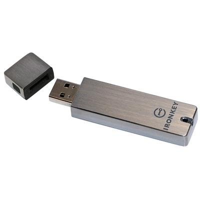 IronKey Secure Hardware-Encrypted Flash Drive at Amazon.com