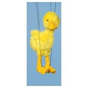 Farm Animal (Duckling) Small Marionette by Sunny Puppets