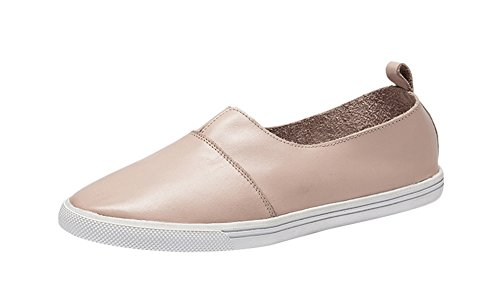 freerun-womens-casual-slip-on-flat-shoes-leather-fashion-sneaker-75-bmuspink