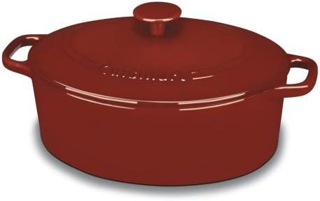 Cuisinart 5-1/2-Quart Oval Covered Casserole