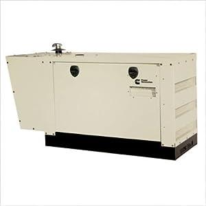 Natural Gas Powered Generator